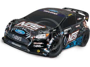 Használt-Traxxas Ford Fiesta ST rally 01:10 TQ RTR