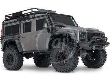Traxxas TRX-4 Land Rover Defender 01:10 TQI RTR szürke