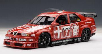 Alfa Romeo 155 V6 TI DTM 1993 # 7 NANNINI HOCKENIHEIM WINNER