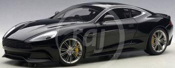 Aston Martin Vanquish 2015 (fényes fekete)