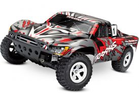 Traxxas Slash 1:10 RTR Red-X