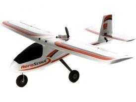 Hobbyzone AeroScout 1.1m SAFE RTF, Spectrum DXe