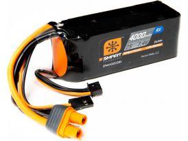 Spektrum Smart LiPo 7.4V 4000mAh Rx IC3