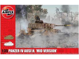 Airfix Panzer IV Ausf.H, közép verzió (1:35)
