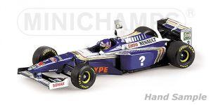 1:43 WILLIAMS RENAULT FW19 - JACQUES VILLENEUVE - WORLD CHAMPION 1997