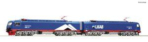 73459 - Electric double locomotive IORE, LKAB