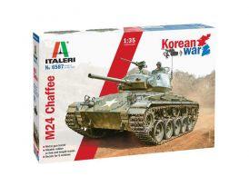 Italeri M24 Chaffee Korean War (1:35)