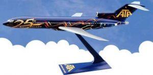 1:200 BOEING 727-2 ATA 25 JAHRE