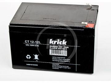 Krick ólom akkumulátor 12V 12Ah