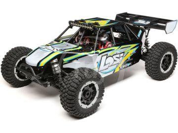 Losi sivatagi buggy XL-E 1: 5 4WD fekete