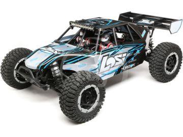 Losi Desert Buggy XL-E 1: 5 4WD szürke
