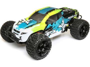 ECX Ruckus 4WD 1:10 RTR kék
