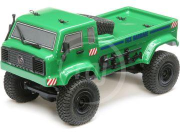 ECX Barrage UV 1:24 FPV 4WD RTR zöld