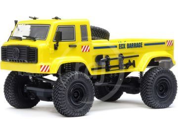 ECX Barrage UV 1:24 4WD RTR sárga