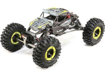 ECX Temper Crawler Gen 2 1:18 4WD RTR sárga