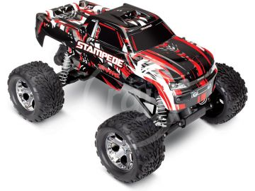Traxxas Stampede 1:10 RTR Red