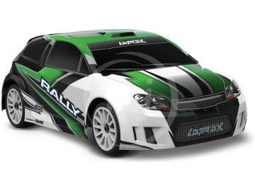 Traxxas Rally 1:18 4WD RTR Zöld
