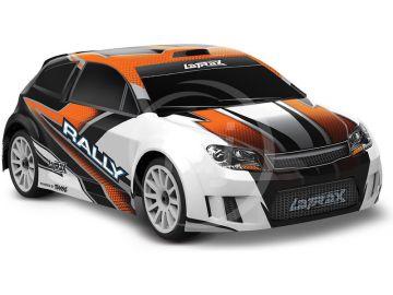 Traxxas Rally 1:18 4WD RTR Orange