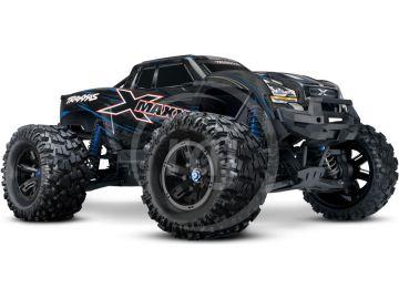 Traxxas X-Maxx 8S 1: 5 4WD TQi RTR kék