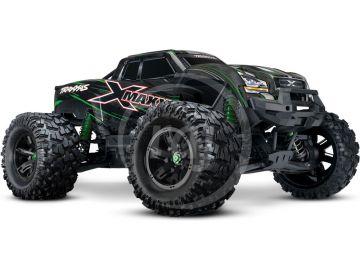 Traxxas X-Maxx 8S 1: 5 4WD TQi RTR Zöld