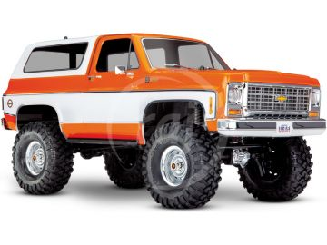 Traxxas TRX-4 Chevrolet K5 Blazer 1:10 RTR Orange