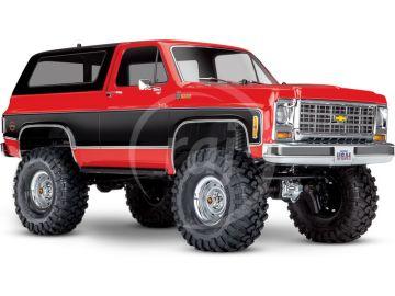 Traxxas TRX-4 Chevrolet K5 Blazer 1:10 RTR Red