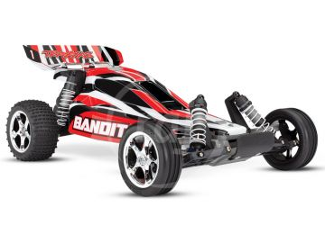 Traxxas Bandit 1:10 RTR Red
