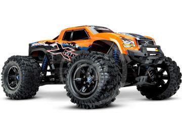Traxxas X-Maxx 8S 1: 5 4WD TQi RTR Narancssárga