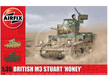 Airfix M3 Stuart, Méz (1:35)