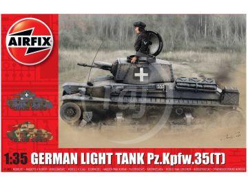 Airfix német könnyű tartály Pz.Kpfw.35 (1:35)