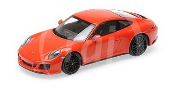 1:43 PORSCHE 911 (991.2) CARRERA 4GTS - 2017 - ORANGE