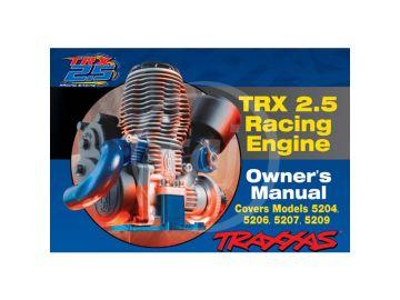 TRX 2.5 - Manual Motor