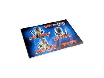 TRX 2.5 / 2.5R / 3.3 - Manual Motor